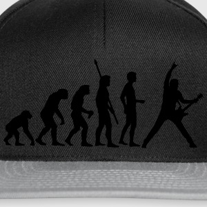 evolution_guitar_112013_a_1c T-Shirts - Snapback Cap