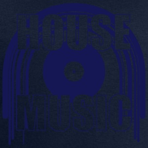 House Music T-Shirts - Men's Sweatshirt by Stanley & Stella