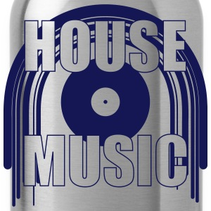 House Music T-shirts - Drinkfles