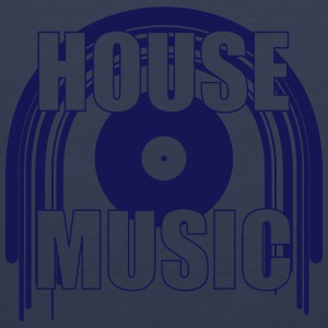 House Music Shirts - Mannen Premium tank top
