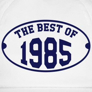 The Best of 1985 T-Shirts - Baseballkappe