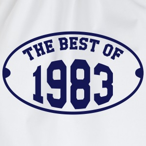 The Best of 1983 T-Shirts - Drawstring Bag