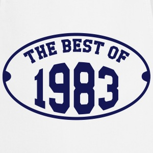 The Best of 1983 T-Shirts - Kochschürze