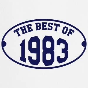 The Best of 1983 T-shirts - Förkläde