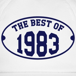 The Best of 1983 T-Shirts - Baseball Cap
