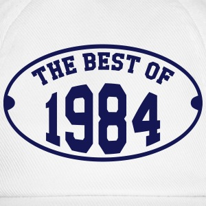 The Best of 1984 T-Shirts - Baseballkappe