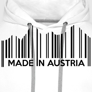 Made in Austria T-Shirts - Männer Premium Hoodie