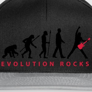 evolution_guitar_112013_d_2c T-Shirts - Snapback Cap
