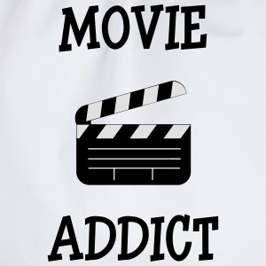 Movie Addict Camisetas - Mochila saco