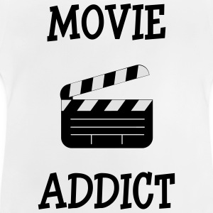 Movie Addict Camisetas - Camiseta bebé