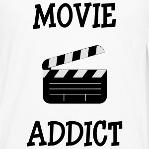 Movie Addict Shirts - Mannen Premium shirt met lange mouwen