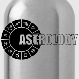 Astrology T-Shirts - Trinkflasche