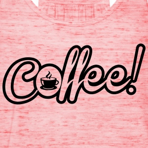 Coffee T-Shirts - Women's Tank Top by Bella