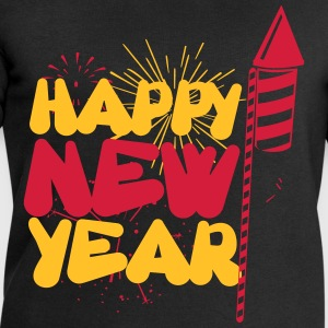 Happy new year Tee shirts - Sweat-shirt Homme Stanley & Stella