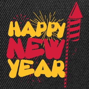 Happy new year T-shirts - Snapback cap