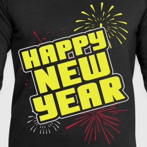 Happy new year T-Shirts - Männer Sweatshirt von Stanley & Stella