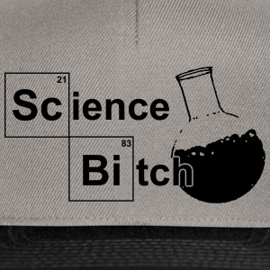 Science Bitch Magliette - Snapback Cap