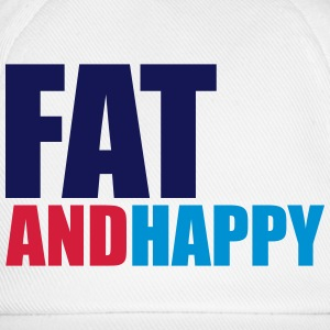 Fat & Happy Hoodies & Sweatshirts - Baseball Cap