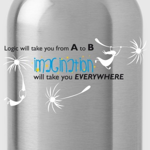 Imagination T-Shirts - Water Bottle