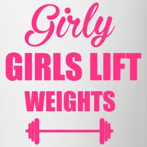 Girls Lift Tee shirts - Tasse