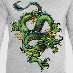 dragon chinois 202 Tee shirts - Sweat-shirt Homme Stanley & Stella