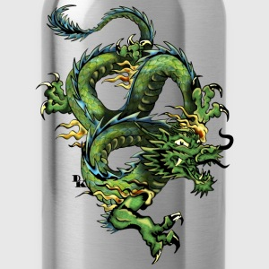 dragon chinois 202 Tee shirts - Gourde