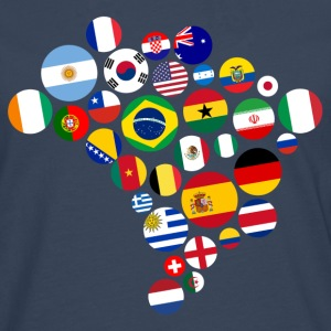 Nations   T-Shirts - Men's Premium Longsleeve Shirt
