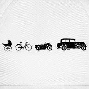 Oldtimer Evolution T-Shirts - Baseball Cap