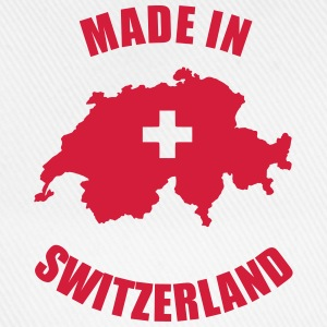 Made in Switzerland T-Shirts - Baseball Cap