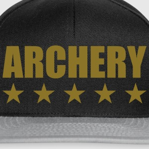 Archery Tee shirts - Casquette snapback