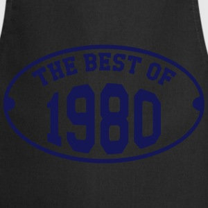 The Best of 1980 T-Shirts - Kochschürze