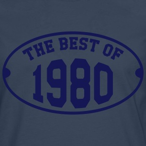 The Best of 1980 T-shirts - Mannen Premium shirt met lange mouwen