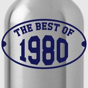 The Best of 1980 T-Shirts - Water Bottle
