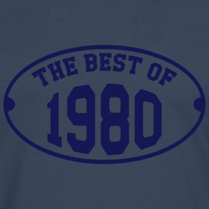 The Best of 1980 T-Shirts - Männer Premium Langarmshirt
