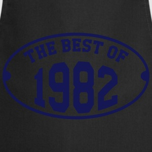 The Best of 1982 T-Shirts - Kochschürze