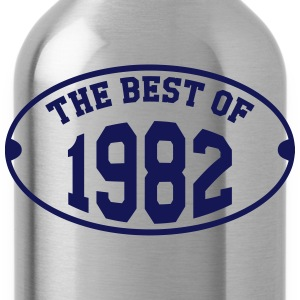 The Best of 1982 T-Shirts - Trinkflasche