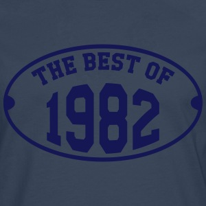 The Best of 1982 Tee shirts - T-shirt manches longues Premium Homme