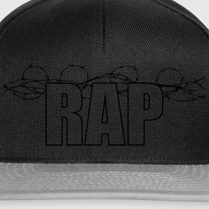Rap Tee shirts - Casquette snapback