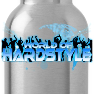 World of Hardstyle `Dance` - Trinkflasche