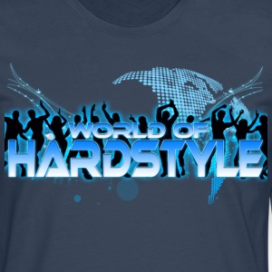 World of Hardstyle `Dance` - Männer Premium Langarmshirt