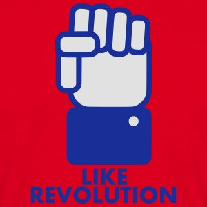 Like Revolution Tabliers - T-shirt Homme
