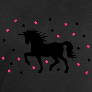 proud unicorn with stars licorne fier avec étoiles Tee shirts - Sweat-shirt Homme Stanley & Stella