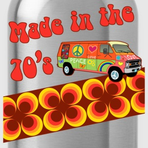 made in the 70s T-Shirts - Water Bottle