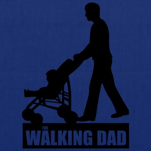 Walking Dad T-Shirts - Stoffbeutel