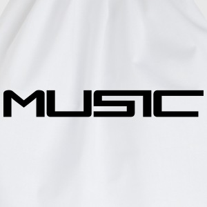 Music T-shirts - Gymnastikpåse