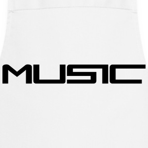 Music Tee shirts - Tablier de cuisine
