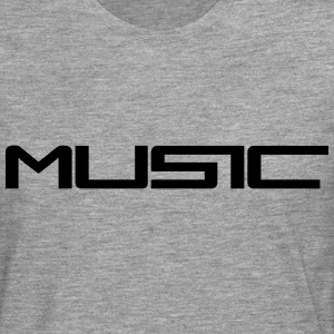 Music Tee shirts - T-shirt manches longues Premium Homme