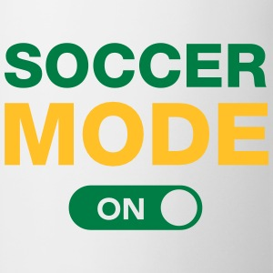 Soccer Mode (On) T-Shirts - Mug