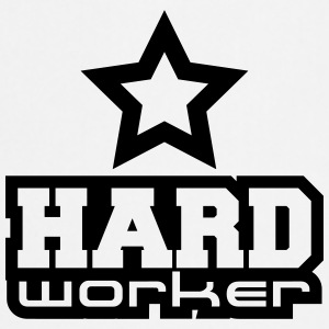 Hard Worker Star T-paidat - Esiliina