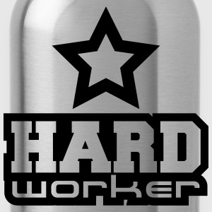 Hard Worker Star Tee shirts - Gourde